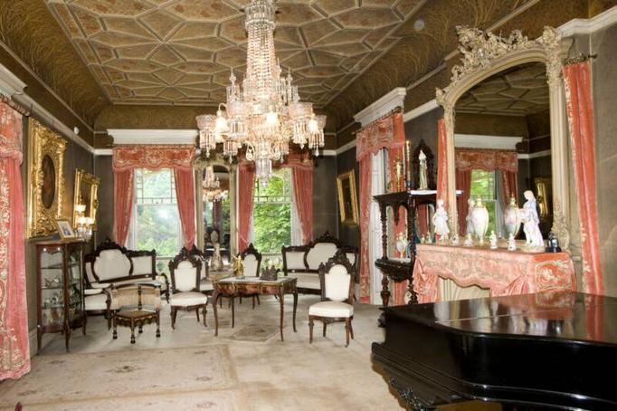 Visit Victorian Splendor The Asa Packer Mansion Museum In